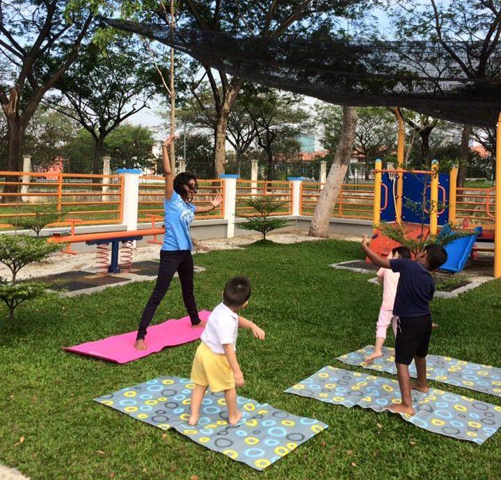 Idiscover Montessori Preschool Montessori Programme For 3 To 6